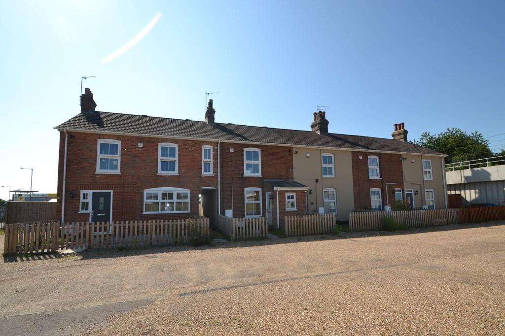 2 Bedrooms End Of Terrace House for sale in Sproughton Road, Ipswich