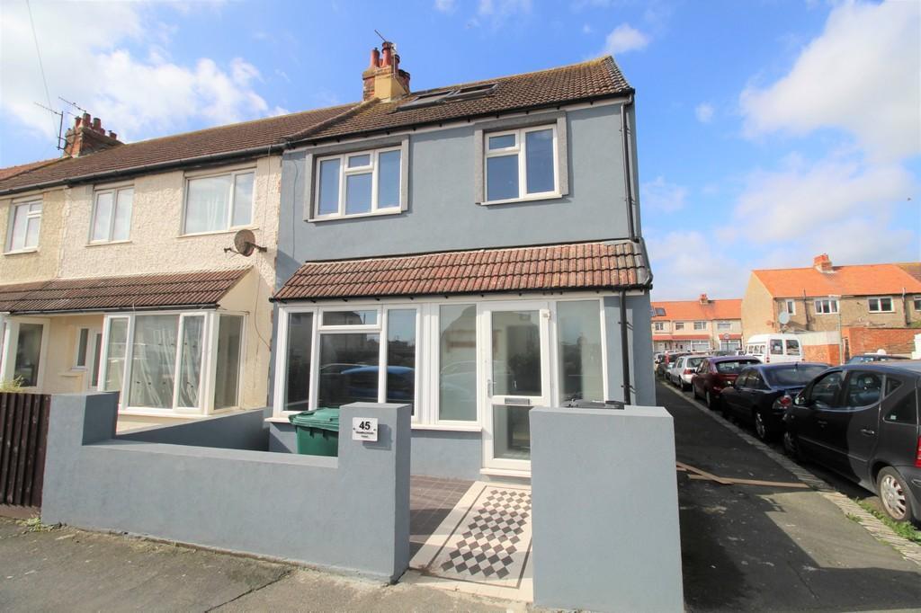 4 Bedrooms End Of Terrace House for sale in Brambledean Road, Portslade, BN41 1LP