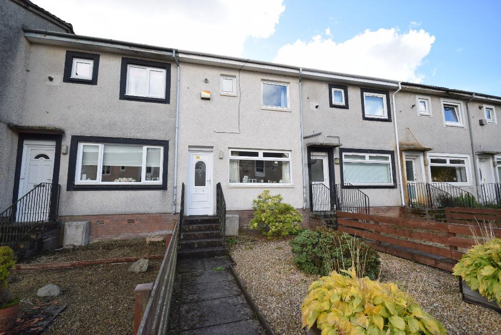 2 Bedrooms Terraced House for sale in Bonnyton Drive, Eaglesham, Glasgow, G76 0NH