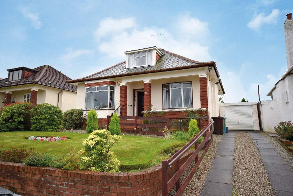 3 Bedrooms Detached Bungalow for sale in Netherhill Avenue, Netherlee, Glasgow, G44 3XG