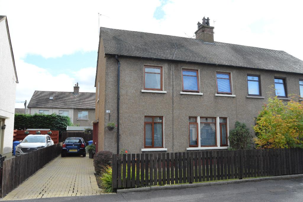 4 Bedrooms Semi Detached House for sale in Almond Street, Grangemouth, Falkirk, FK3 8PT