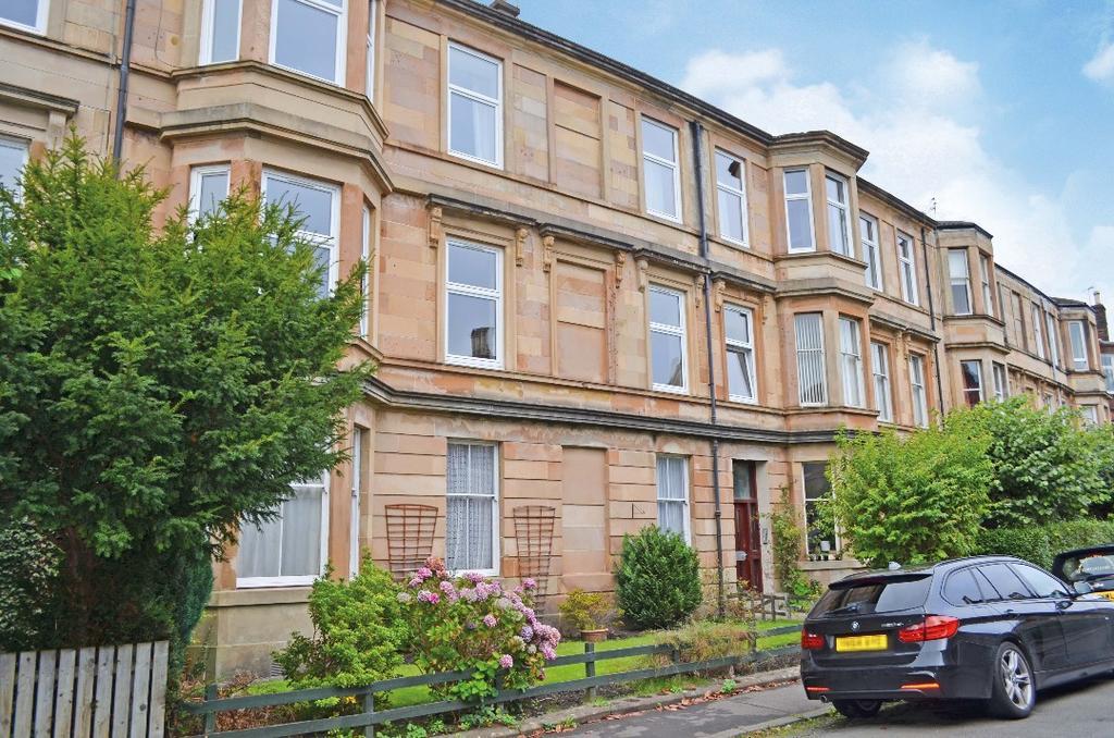 3 Bedrooms Flat for sale in Millbrae Crescent, Flat 0/1, Langside, Glasgow, G42 9UW