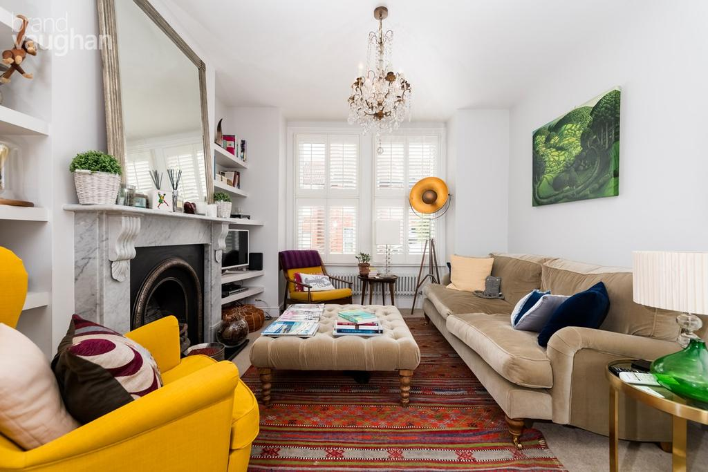 4 Bedrooms Terraced House for sale in Rugby Place, Brighton, BN2