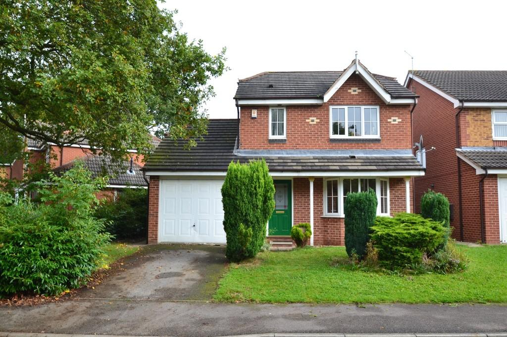3 Bedrooms Detached House for sale in Thistle Drive, Upton, Pontefract