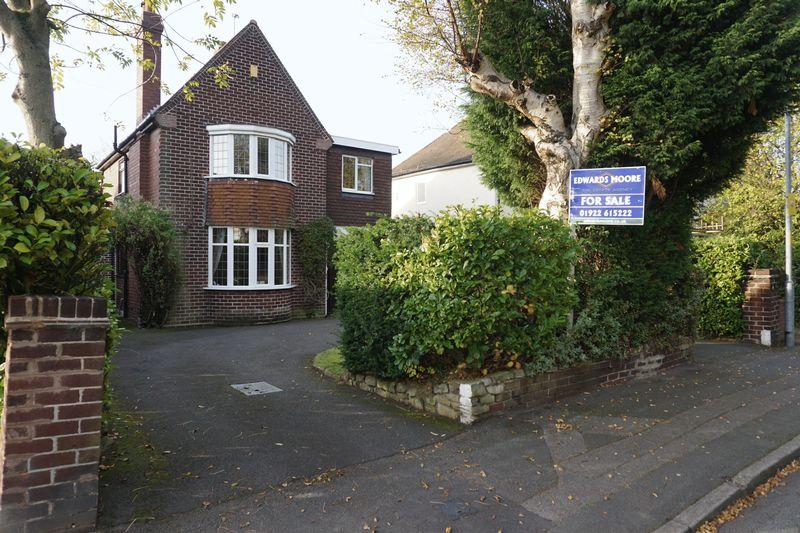 4 Bedrooms Detached House for sale in Leigh Road, Walsall