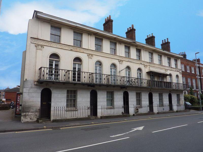 1 Bedroom Apartment Flat for sale in Alphington Street, Exeter