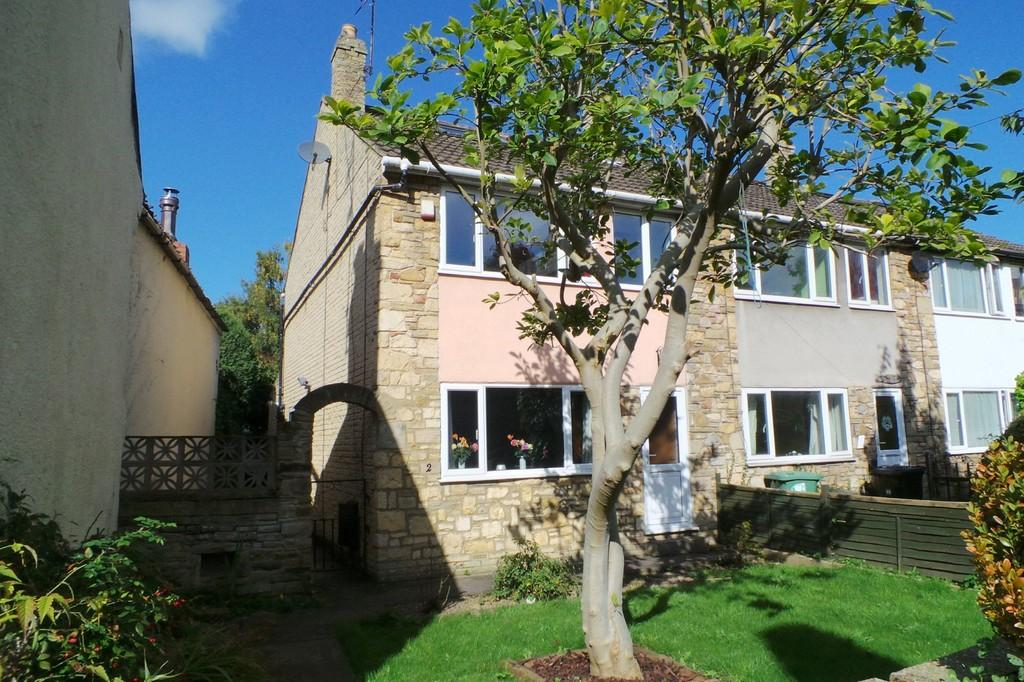 3 Bedrooms End Of Terrace House for sale in 1 Low Way, Bramham, LS23 6QT