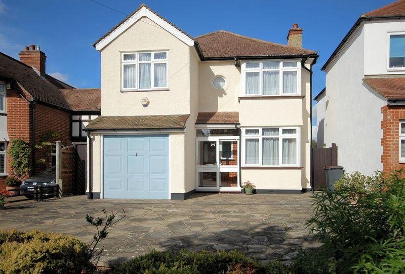 4 Bedrooms Detached House for sale in Devonshire Way, Shirley