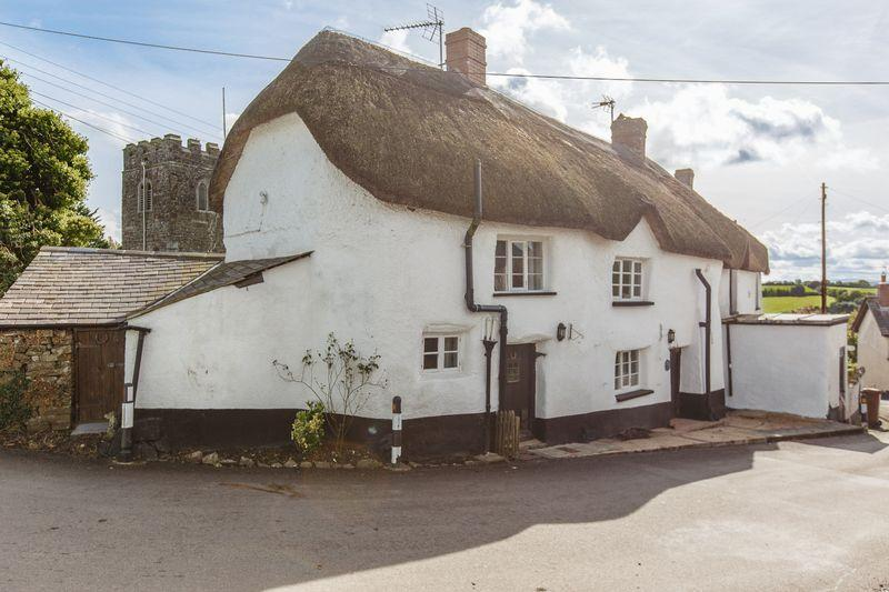 2 Bedrooms Semi Detached House for sale in Monks Cottage, Zeal Monachorum