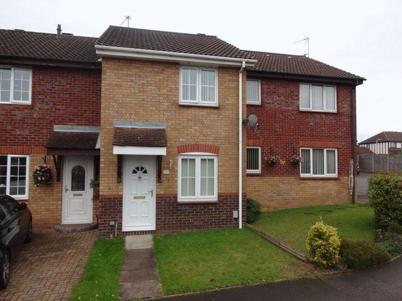 2 Bedrooms Terraced House for sale in Coverdale, Luton