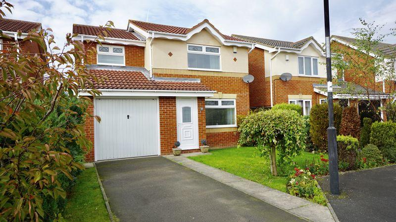 3 Bedrooms Detached House for sale in WOODLEA, Forest Hall