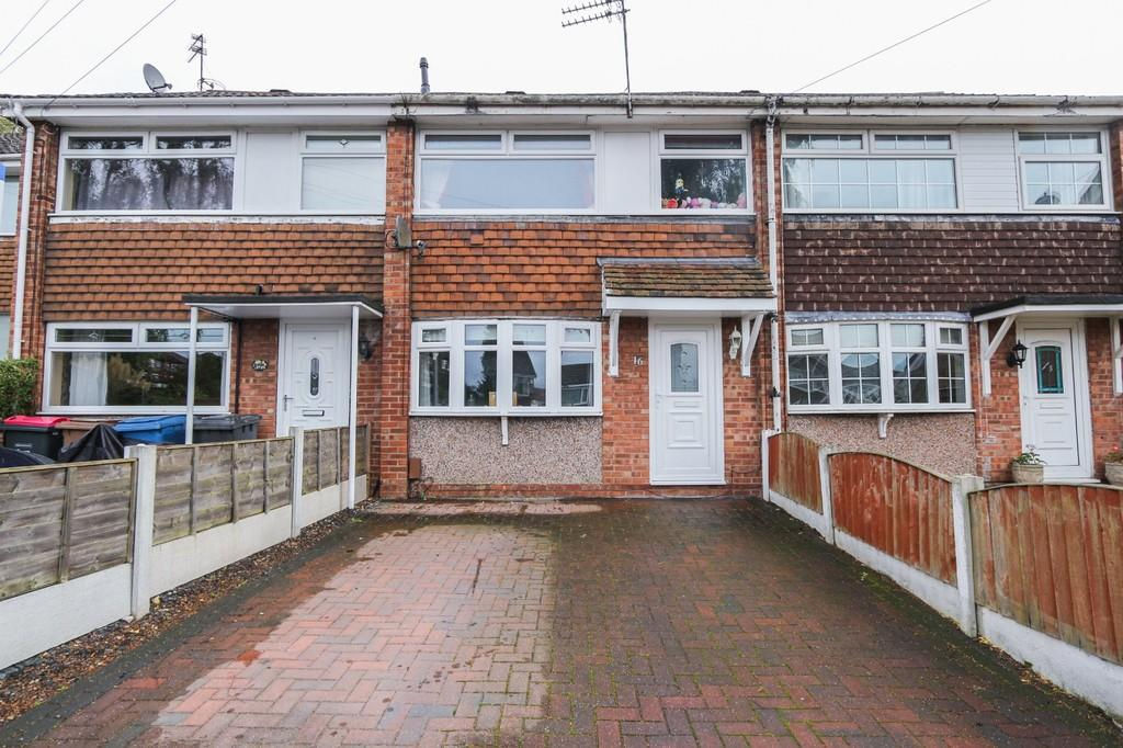 3 Bedrooms Terraced House for sale in 16 Marston Drive, Irlam, Manchester