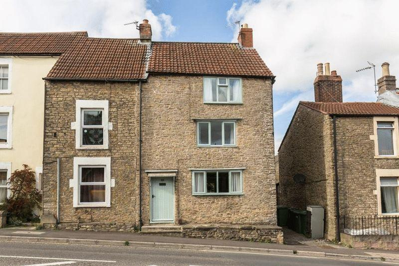 3 Bedrooms Semi Detached House for sale in Butts Hill, Frome