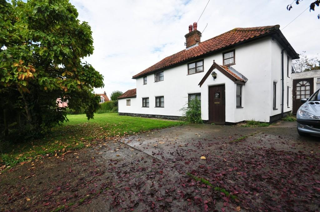 3 Bedrooms Detached House for sale in Audley End, Burston