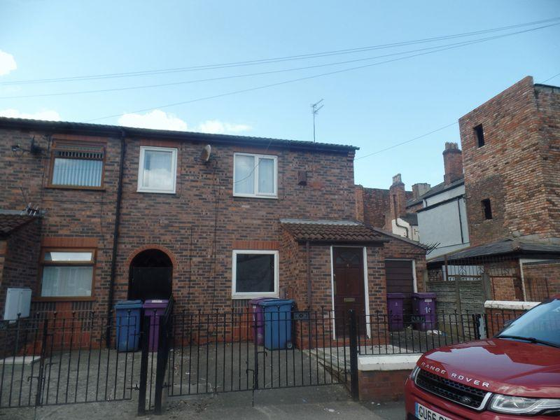 2 Bedrooms End Of Terrace House for sale in 4 Freehold Street, Liverpool