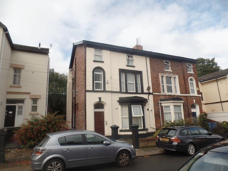 5 Bedrooms Semi Detached House for sale in 19 Victoria Road, Liverpool