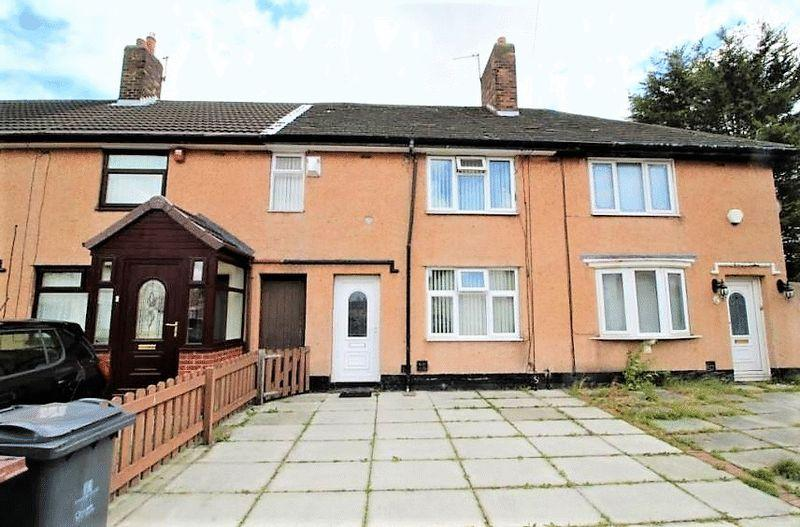 2 Bedrooms Terraced House for sale in 10 Wimborne Close, Liverpool