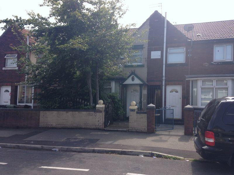 3 Bedrooms Terraced House for sale in 72 Daley Road, Liverpool