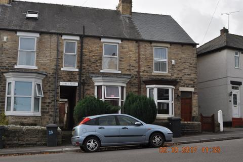 3 bedroom terraced house to rent - Forres Road, Crookes, Sheffield