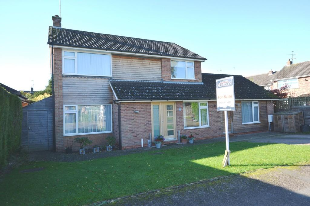 5 Bedrooms Detached House for sale in Merryweather Close, Southwell