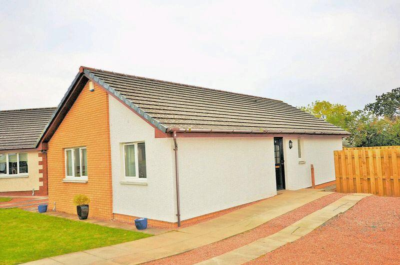 3 Bedrooms Detached Bungalow for sale in 14 Pennylands View, Auchinleck KA18 2LG
