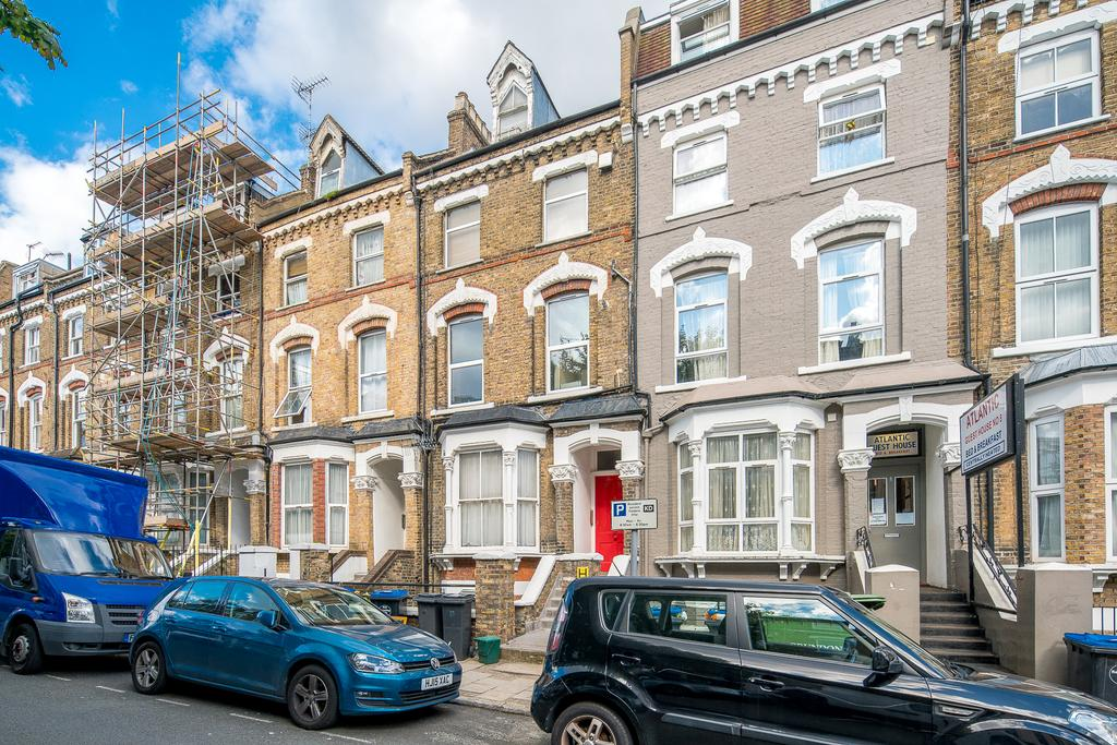 1 Bedroom Flat for sale in St Julians Road, Kilburn