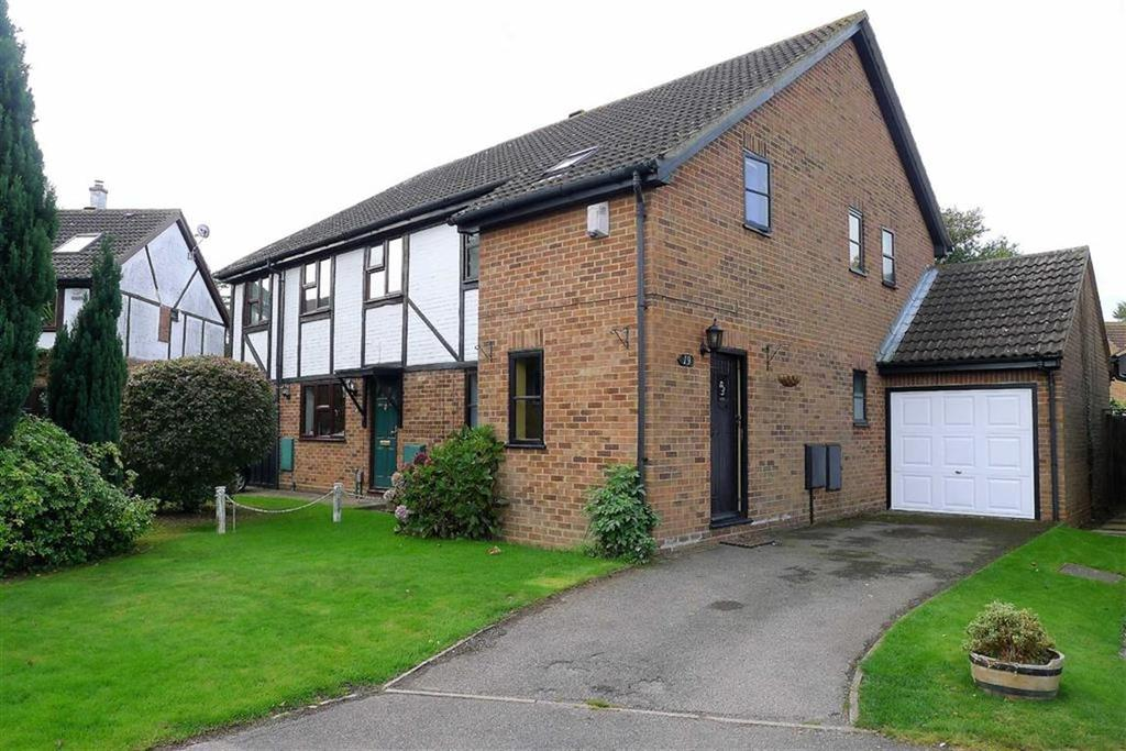 3 Bedrooms Semi Detached House for sale in Shepherds Gate, Hempstead, Kent, ME7