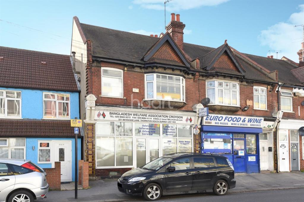 1 Bedroom Maisonette Flat for sale in Bensham Lane, Thornton Heath, CR7