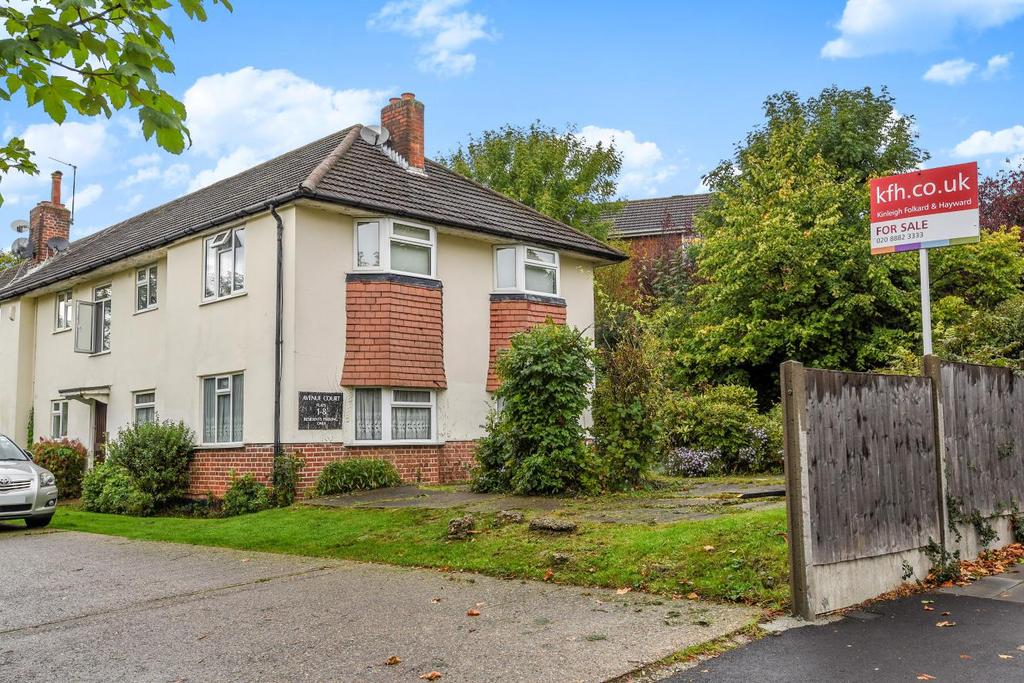 2 Bedrooms Flat for sale in Avenue Road, Southgate