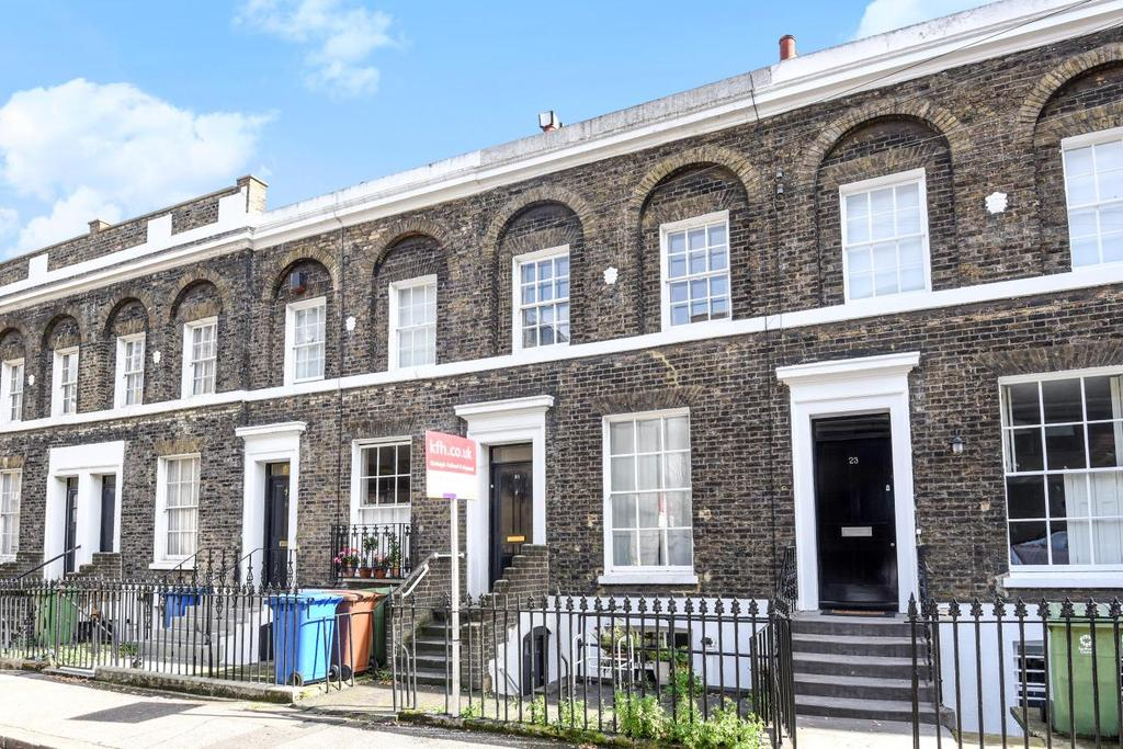 3 Bedrooms Terraced House for sale in King Edward Walk, Lambeth North