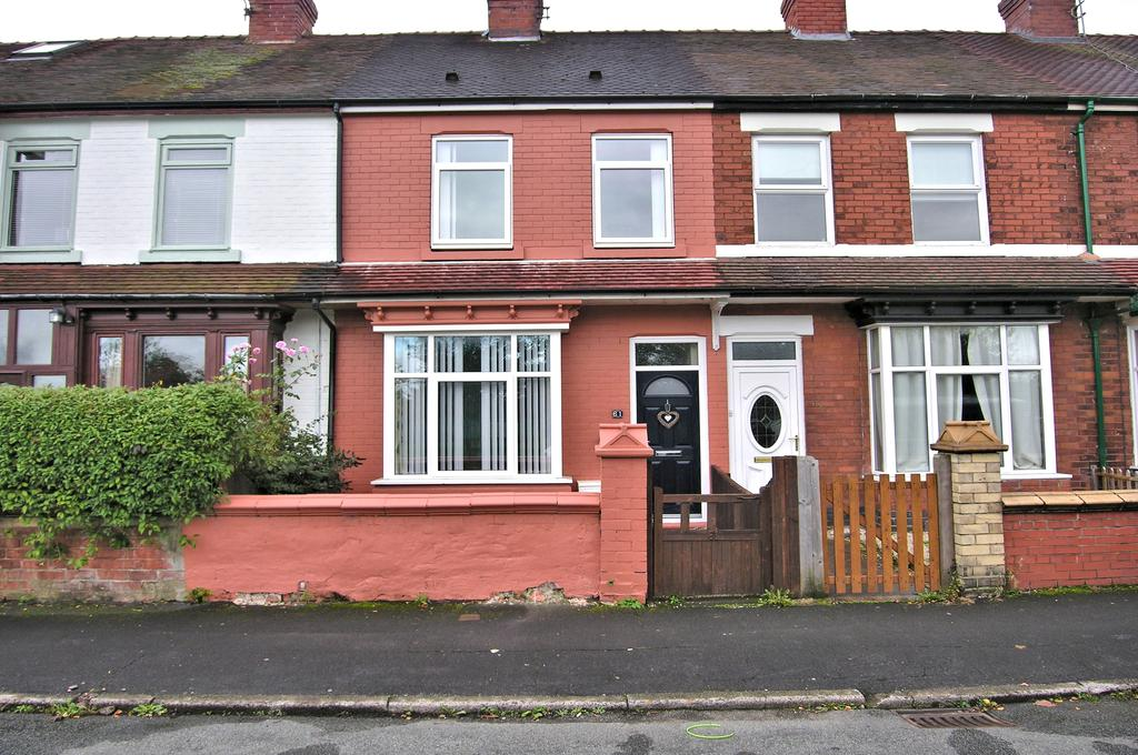 2 Bedrooms Terraced House for sale in CAMBRIDGE STREET, OFF CORPORATION STREET, STAFFORD ST16