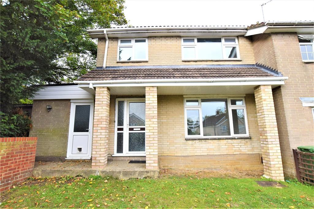3 Bedrooms End Of Terrace House for sale in Horselers, Hemel Hempstead, Hertfordshire, HP3