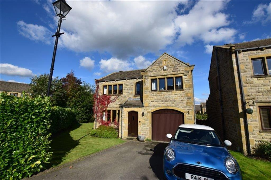 4 Bedrooms Detached House for sale in Sheardale, Honley, Holmfirth, HD9