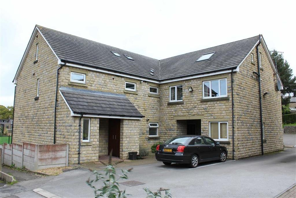 2 Bedrooms Duplex Flat for sale in New Park Court, New Mills, High Peak, Derbyshire