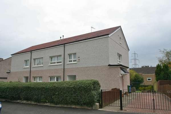 2 Bedrooms Flat for sale in 60 Selvieland Road, Penilee, Glasgow, G52 4AR