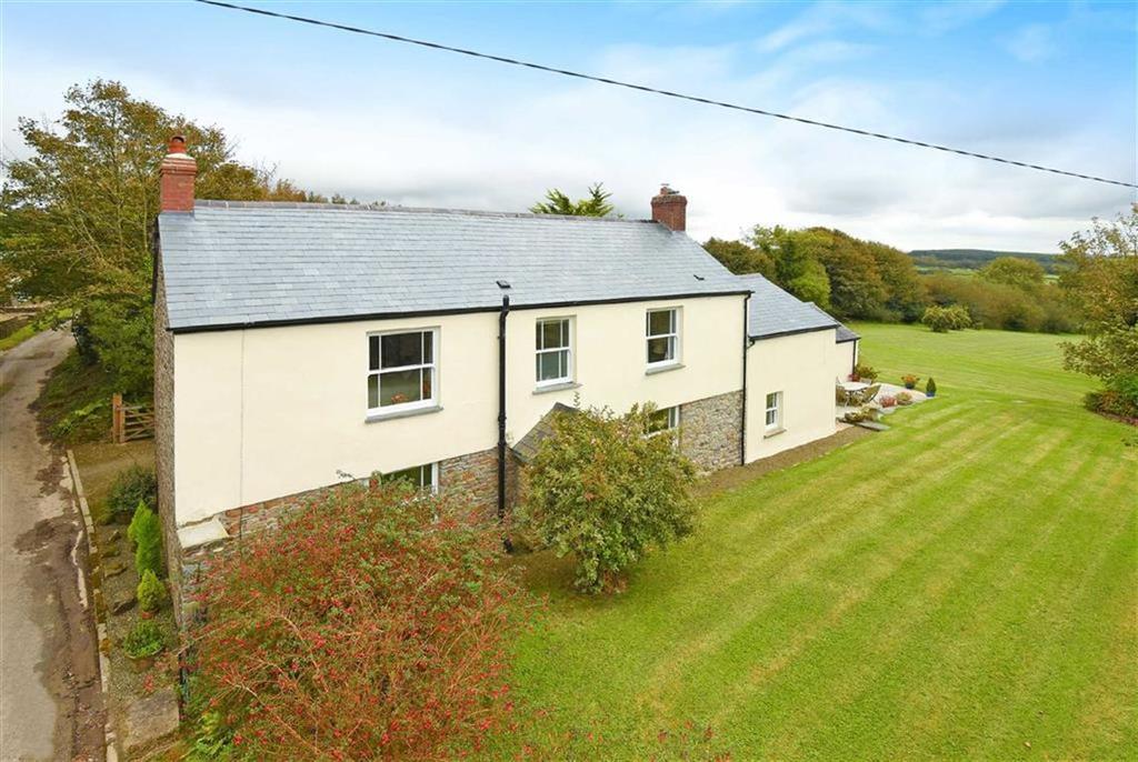 3 Bedrooms Detached House for sale in Parkham, Bideford, Devon, EX39
