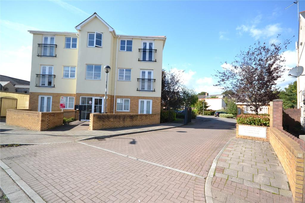 2 Bedrooms Apartment Flat for sale in Richards Court, Richards Terrace, Roath, Cardiff, CF24