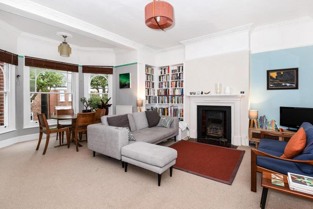 2 Bedrooms Flat for sale in Mount View Road, Stroud Green
