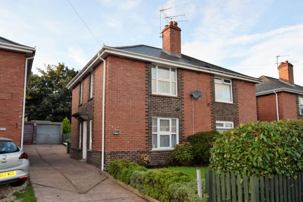 2 Bedrooms House for sale in Chestnut Avenue, Wonford, EX2