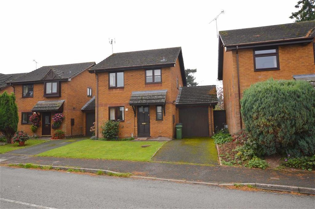 3 Bedrooms Detached House for sale in 187, Ridgemoor Road, Leominster, HR6