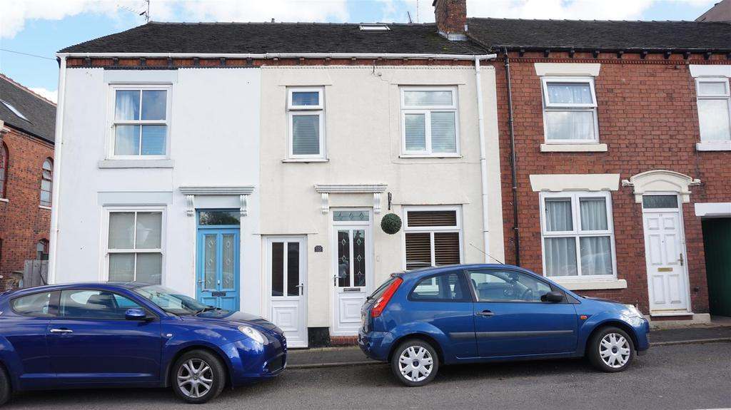 3 Bedrooms Terraced House for sale in High Street, Wood Lane, Stoke-On-Trent