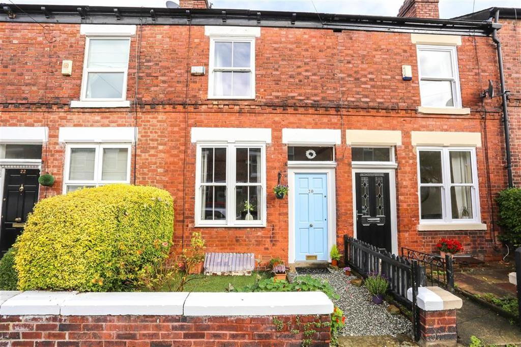 2 Bedrooms End Of Terrace House for sale in Lyme Street, Heaton Mersey