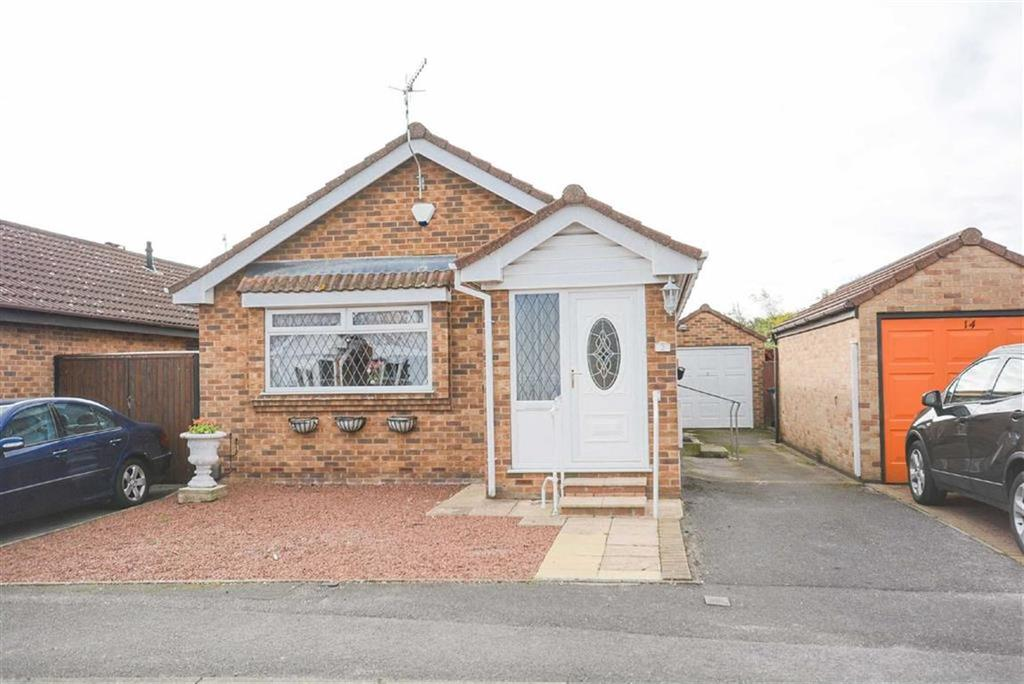 2 Bedrooms Detached Bungalow for sale in Squires Way, West Bridgford