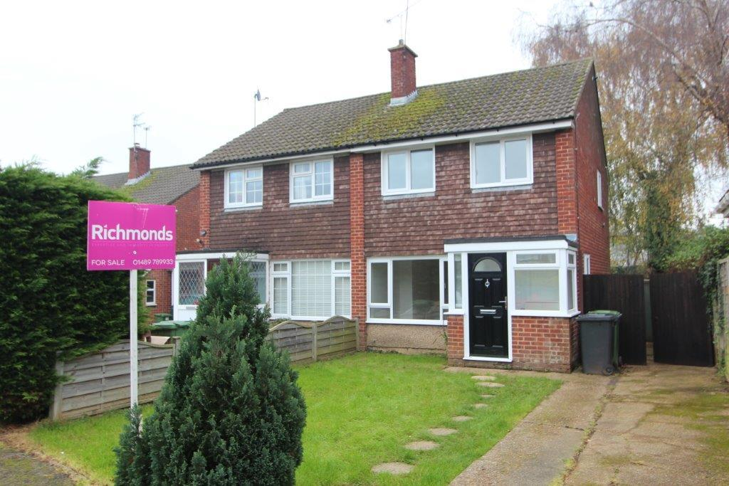 3 Bedrooms Detached House for sale in Valerian Road, Hedge End SO30
