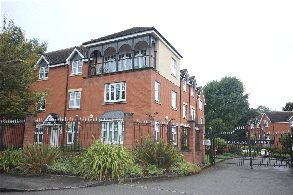 3 Bedrooms Apartment Flat for sale in Chancel Court, Solihull, West Midlands, B91