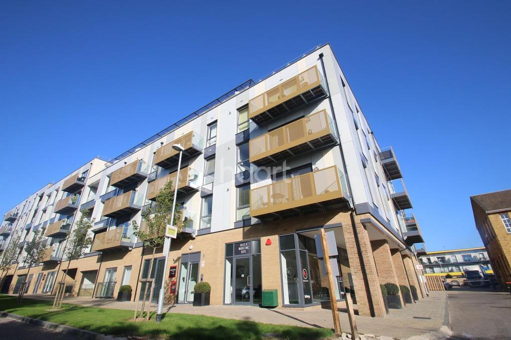 1 Bedroom Flat for sale in Watson Heights, Chelmsford