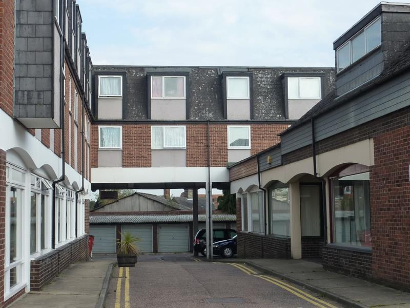 2 Bedrooms Flat for sale in Hungate Court, Beccles