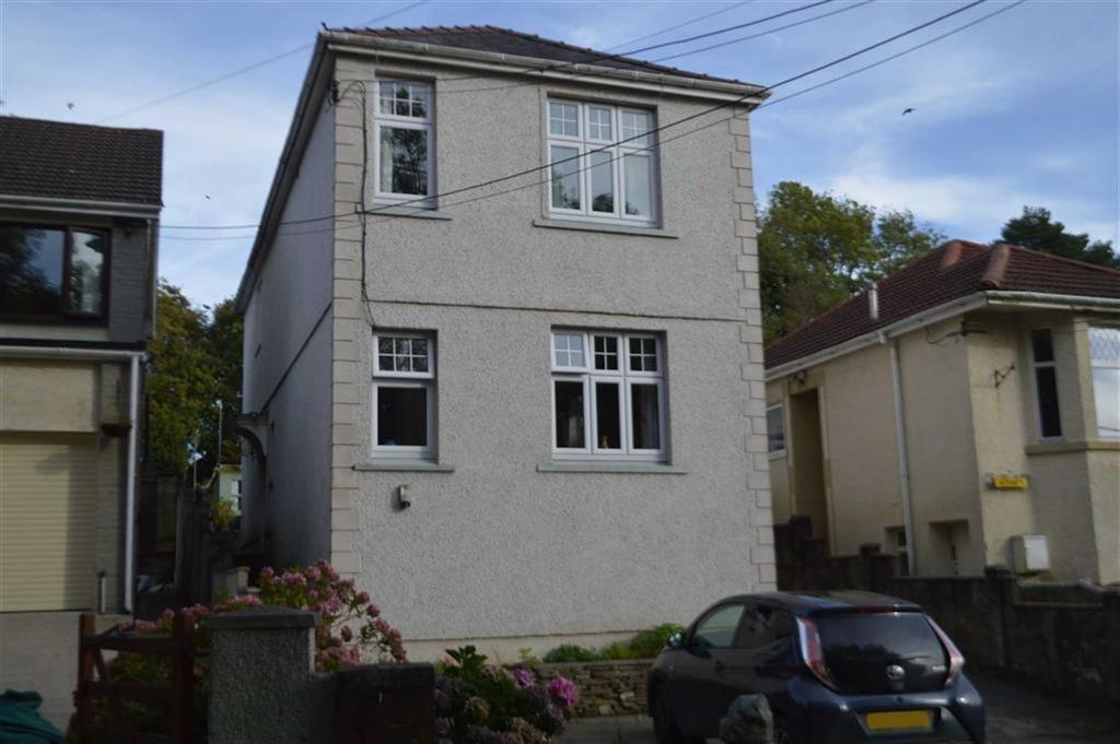 4 Bedrooms Detached House for sale in Upper Mill, Swansea, SA4