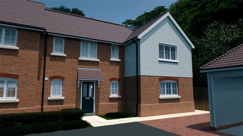4 Bedrooms Semi Detached House for sale in Meadow View, St Margaret's At Cliffe, Dover, Kent, CT15