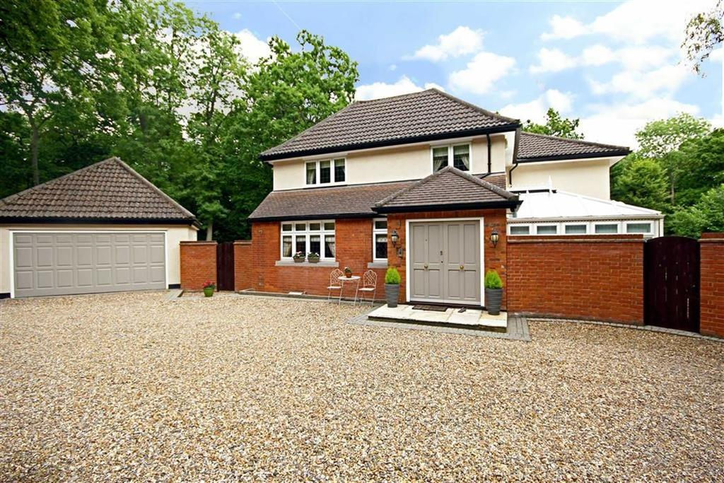 4 Bedrooms Detached House for sale in Oaks Path, Bricket Wood